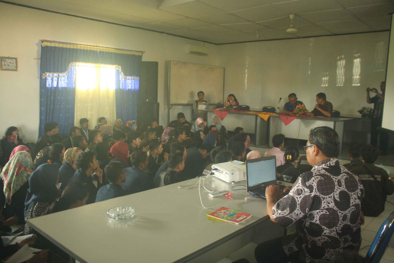 Dokumentasi Field Trip di Dinas Tanaman Pangan Dan Hortikultuta Provinsi Sumatera
